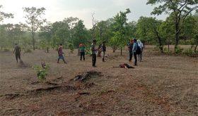 ite where body of Bajjo Bai Mandavi was found in Kondagaon District, Chhattisgarh state, India. (Morning Star News)