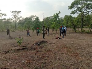 ite where body of Bajjo Bai Mandavi was found in Kondagaon District, Chhattisgarh state, India. (Morning Star News)