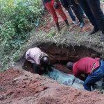 One of 14 Christians killed in Agbadu-Daruwana, Kogi state, Nigeria on July 29. (All Africa Baptist Fellowship Facebook)