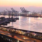 Port of Karachi, Pakistan. (Sana Sneha)