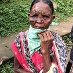 Chachiri Muduli, 75, in Badaguda, Odisha state, India. (Morning Star News)