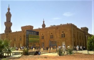 Khartoum Mosque. (Azri Alhaq)