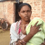 Punita Kumari and her family were attacked in Bihar state, India on Sept. 14, 2020. (Morning Star News)