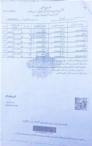 Birth certificate of Arzoo Raja. (Morning Star News)