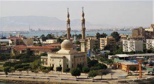 Ismailia, Egypt. (Creative Commons, Balou46)
