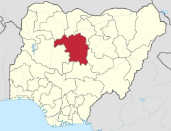 Kaduna state, Nigeria. (Uwe Dedering)
