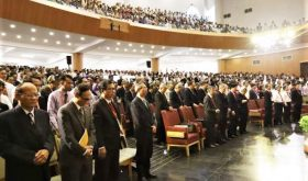 Congress of the Evangelical Church of Vietnam(S) in 2018 in Ho Chi Minh City, Vietnam. (ECVN(S) photo)