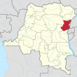 North Kivu Province, Democratic Republic of Congo. (Creative Commons, NordNordWest)