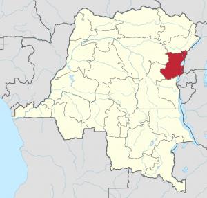 North Kivu Province, Democratic Republic of Congo. (Creative Commons, NordNordWest)