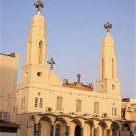 Holy Virgin Mary Coptic Orthodox Cathedral in Khartoum, Sudan. (Petr Adam Dohnalek, Creative Commons)