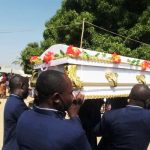 Pastor Jeremiah Ibrahim was buried on Dec. 11 at a funeral service at the ECWA church in Garatu village, Bosso County, Niger state, Nigeria. (Facebook).