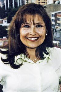 Bolivian attorney Ruth Montaño defended rights of Christians in Bolivia. (Morning Star News)