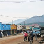 Kasese municipality, in western Uganda. (Karamell, Creative Commons)