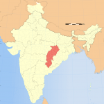 Chhattisgarh state, India. (CC-by-sa PlaneMad Wikimedia)