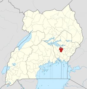 Kaliro District, Uganda. (OpenStreetMap contributors, Jarry1250, NordNordWest Wikipedia)