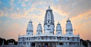 JK (Juggilal Kamlapati) temple in Kanpur, Uttar Pradesh, India. (Udayraj, Creative Commons)
