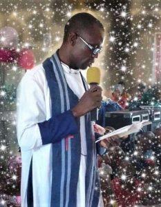 The Rev. Danlami Yakwoi of the ECWA was killed on July 25, 2021. (ECWA Facebook)