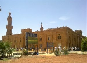 Khartoum Mosque, Khartoum, Sudan. (Azri Alhaq, Creative Commons)