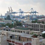 Port Sudan, on the Red Sea, Sudan. (Bertramz, Creative Commons)